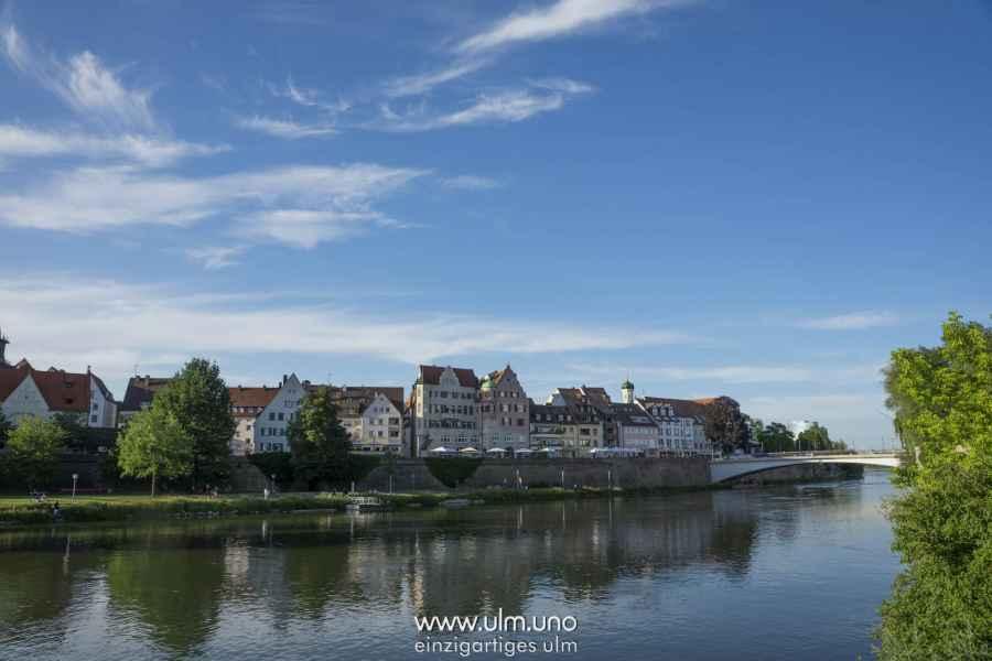 Ulms Donaufassaden