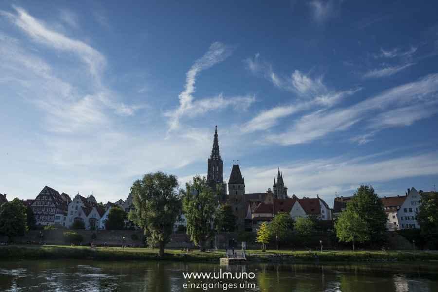 Blick auf Ulm
