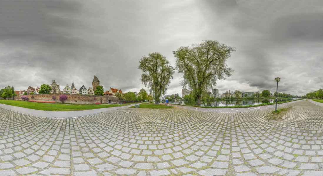 Donauufer Ulm