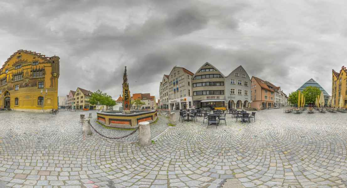 Marktplatz Ulm