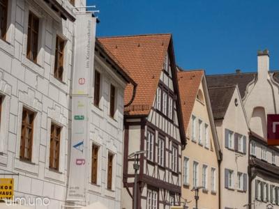 Altstadt Gassen östlich des Münsters