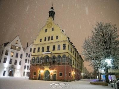 Altstadt Ulm - südlich des Münsters