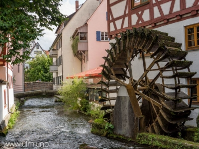 Fischerviertel Ulm - Altstadt Perle