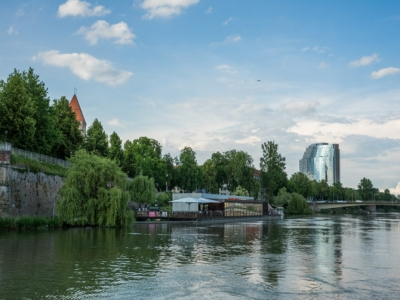 Donauspaziergang - Donauinsel