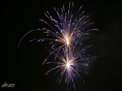 Silvester Feuerwerk 2012-2013
