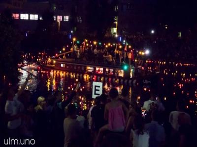 Lichterserenade Ulm 2017 - Schwörwoche Event
