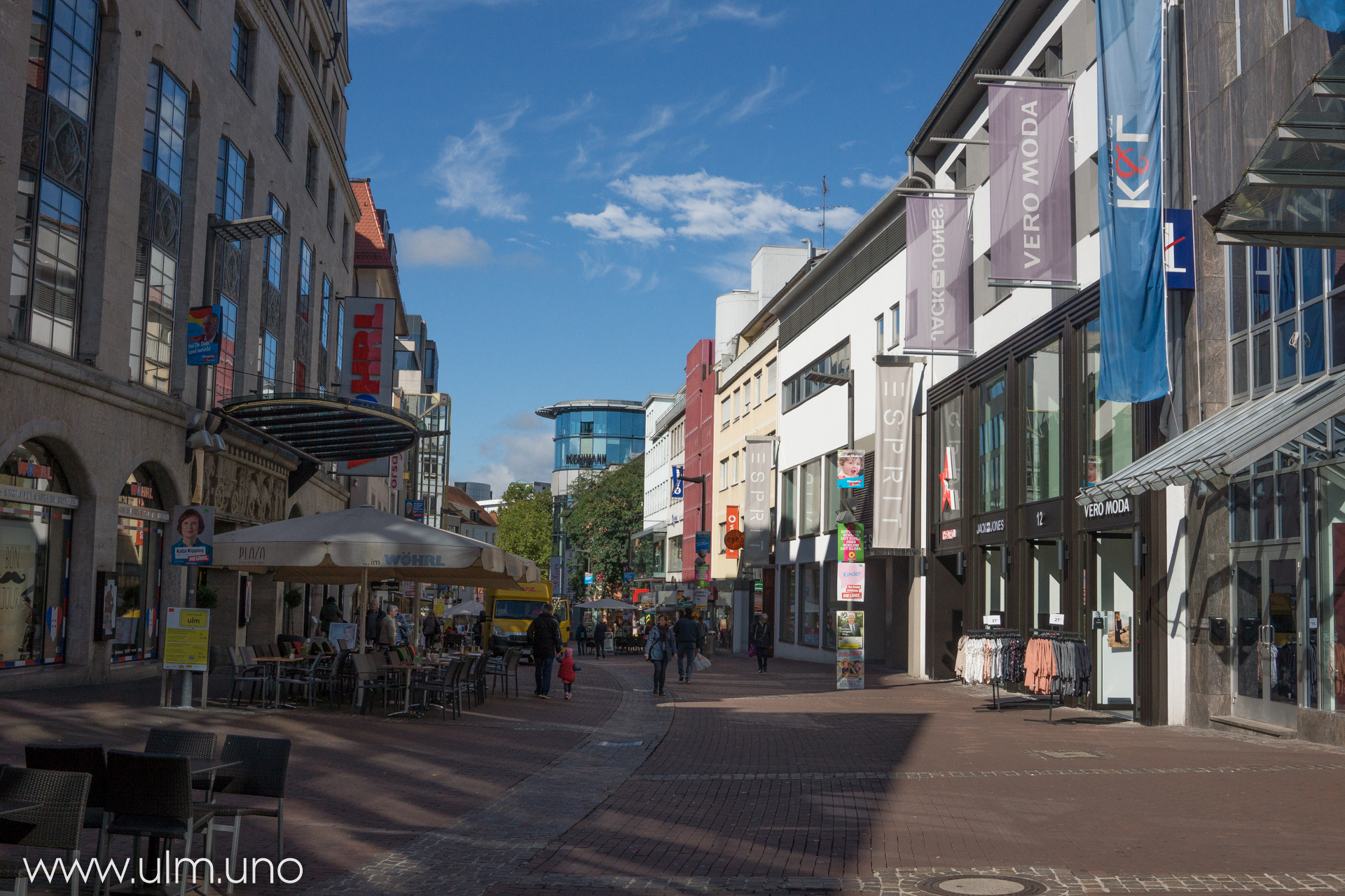 Ulm Shopping