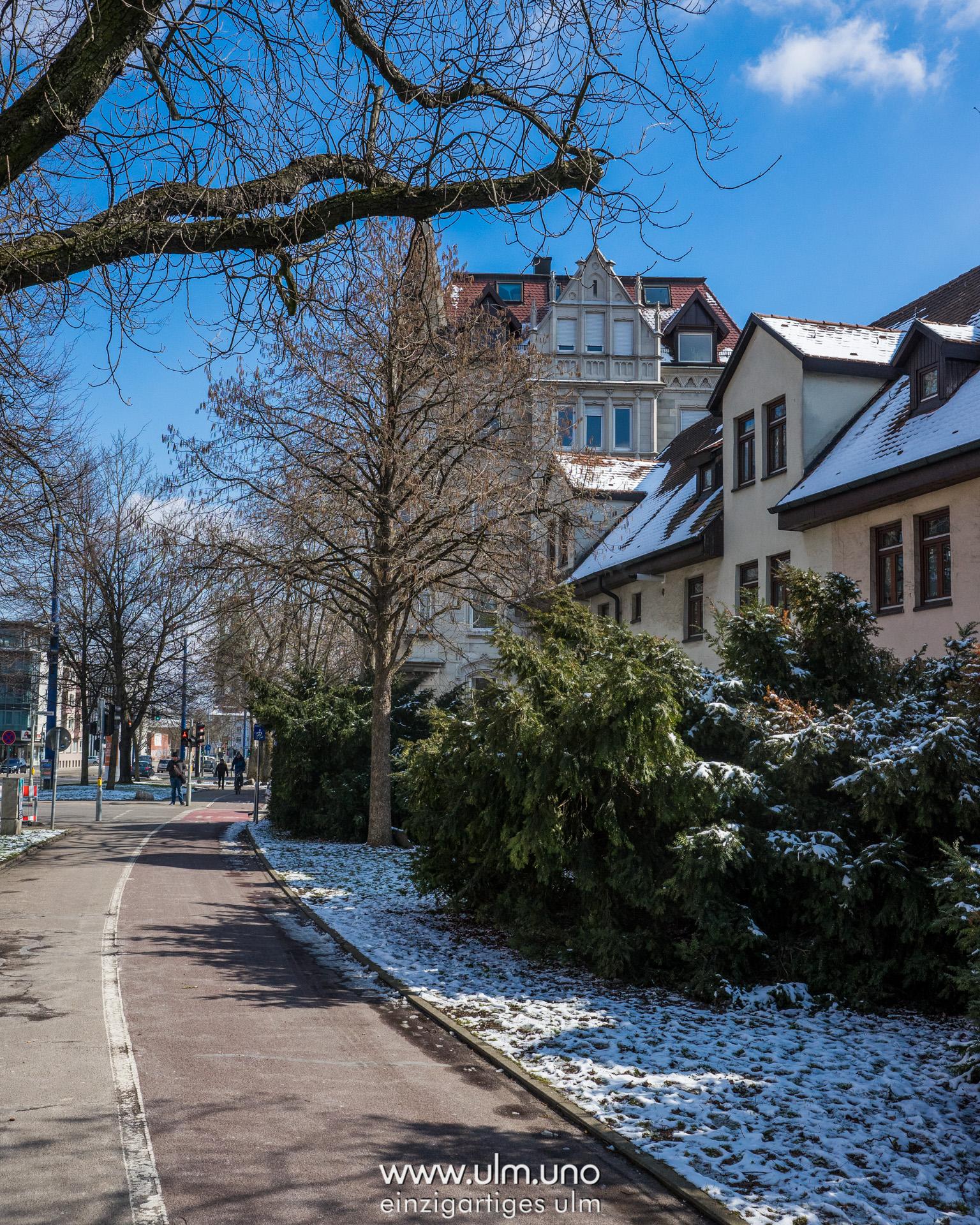 Ulm im Maerz 2018 - www.ulm.uno